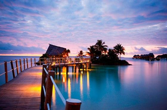 Likuliku Lagoon Resort � Souostrov� Mamanuca (Fid�i)