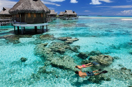 Tikehau Pearl Beach Resort � Tikehau (Francouzsk� Polyn�sie)