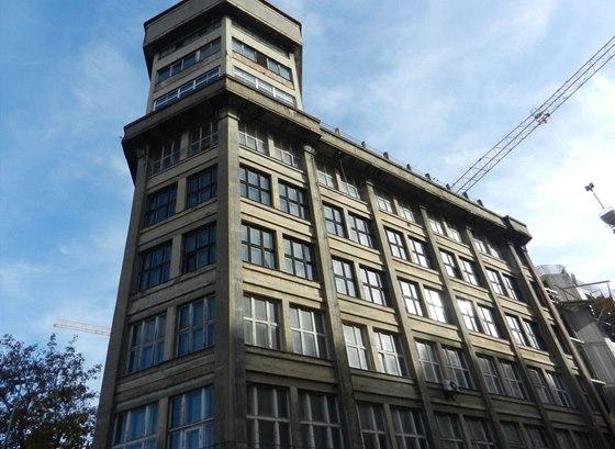 II. etapa projektu Liberty Building, zahrnující byty i kancelářské prostory,
