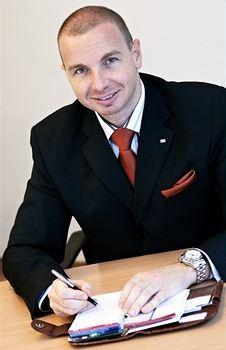 Aleš Menšík - jednatel společnosti ALFA Finance, s.r.o.