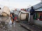 Dobrým příkladem bídné situace v Jižním Súdánu je tábor OSN ve městě Malakal,...