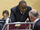 Kenyatta čelí obvinění ze zločinů proti lidskosti v souvislosti s etnickými...