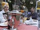 Kuchyňský protest (V Rusku můžete svobodně projevit názor leda tak ve své...