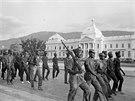 Obávané jednotky Tonton Macoutte měly špehy všude a milovaly krutost.