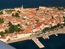 Městečko Poreč, Istrie