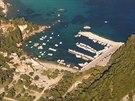 Severozápadní pobřeží Korfu