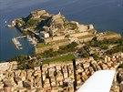 Staré město a pevnost Korfu