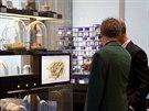 Expozice amsterdamského muzea Micropia