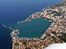 Hlavní město ostrova Chios