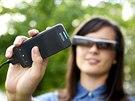 Chytré brýle Epson Moverio BT-200