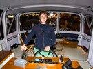 Milan Šváb podniká dva roky. Jeho společnost FunMio pořádá večírky pro firmy i...