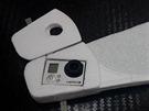 Testovací Stratocache s GoPro kamerou Hero3 místo GPS / GSM modulu, která...