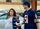 Těhotná Mila Kunisová a Ashton Kutcher