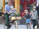 Naomi Wattsová, Liev Schrieber a jejich synové