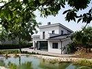Dům Integra vynikne na velkém pozemku.