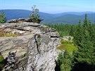Skaliska na Žárovém vrchu