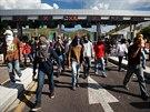 Spolu��ci a p��buzn� poh�e�ovan�ch student� v ned�li 5. ��jna na protest...
