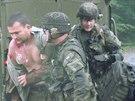 V rámci certifikačního cvičení pro misi v Afghánistánu museli vojáci pod...