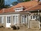 Dům Karen Blixenové, ve kterém žila v letech 1917 až 1931