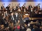 Zahajovací koncert České filharmonie (2. října 2014)