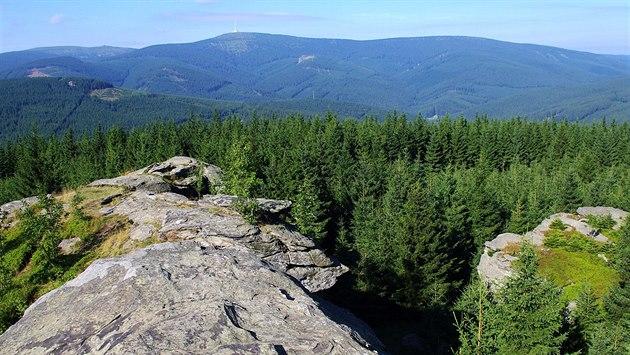 Výhled z �árového vrchu