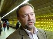 Jaroslav Ďuriš, generální ředitel Dopravního podniku Praha