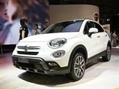 Fiat p�edstavuje nov� SUV 500X. Bratr Jeepu Renegade m� pohon v�ech kol. �e...