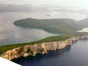 Útesy ostrova Dugi Otok