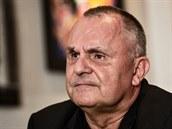 Slovenský zpěvák Jožo Ráž při rozhovoru pro iDNES.cz
