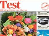 Úterní magazín Test DNES