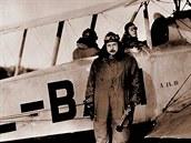 Aero A.14, přezdívané Branďák, bylo prvním typem ve službách ČSA. Šlo o kopii...