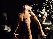 """Záběr z představení Do-Theatre """"Gofmaniana. Dust of Dreams"""""""