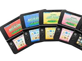 Barevné motivy pro Nintendo 3DS