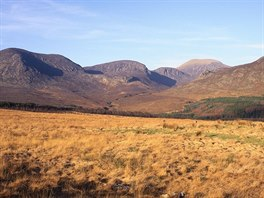 Mourne Mountains, nejvyšší vrchovina Severního Irska, se proměnila v rodný kraj...