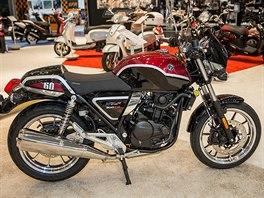 SYM Wolf 300 Cafe Racer