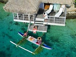 Intercontinental Moorea Resort and Spa � Moorea (Francouzsk� Polyn�sie)