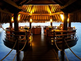 Intercontinental Resort Tahiti � Tahiti (Francouzsk� Polyn�zie)
