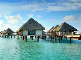 Le M�ridien � Bora Bora (Francouzsk� Polyn�sie)