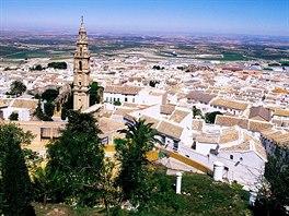 Španělské městečko Osuna