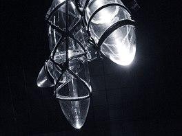 Lustr Kateřiny Handlové pro Preciosa Lighting