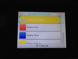 Zdarma je na výběr pouze šest barev, za zbytek se platí.