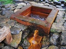 Kyseleck� hamr: starobyl� j�mka ze 17. stolet�