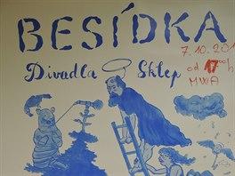 Divadlo Sklep zahrálo českým vojákům na základnách v Bagrámu a Kábulu