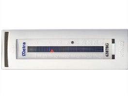 Odpařovací indikátor tepla. Od této technologie se již ustupuje.