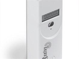 Elektronický indikátor tepla s dálkovým odečtem