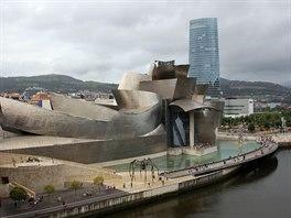 Guggenheimovo muzeum v Bilbau