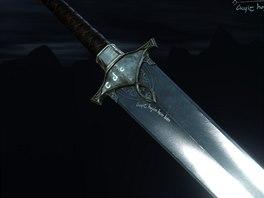 Talion nemá v arsenálu jen meč.