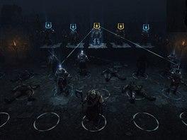 Orkové s modrou značkou už neposlouchají Saurona, ale Taliona s Celebrimborem.