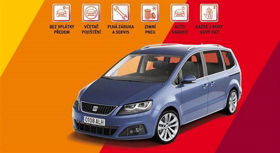 Se službou SEAT OLÉ pořídíte nový SEAT Leon měsíčně za 9.699 Kč* | foto:...
