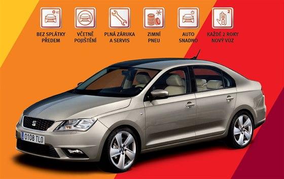 Se službou SEAT OLÉ pořídíte nový SEAT Leon měsíčně za 5.999 Kč* | foto:...